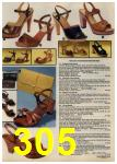 1979 Sears Fall Winter Catalog, Page 305