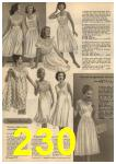 1961 Sears Spring Summer Catalog, Page 230