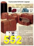 1980 Sears Spring Summer Catalog, Page 552