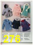 1986 Sears Fall Winter Catalog, Page 276
