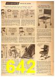 1958 Sears Spring Summer Catalog, Page 642