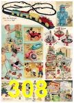 1961 Montgomery Ward Christmas Book, Page 308