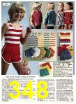1980 Sears Spring Summer Catalog, Page 348