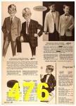 1964 Sears Spring Summer Catalog, Page 476