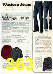 1974 Sears Spring Summer Catalog, Page 363