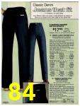 1981 Sears Spring Summer Catalog, Page 84