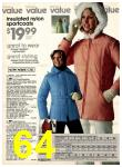 1977 Sears Fall Winter Catalog, Page 64