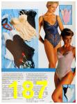 1986 Sears Spring Summer Catalog, Page 187