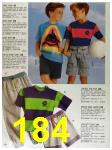 1992 Sears Summer Catalog, Page 184
