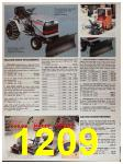 1991 Sears Fall Winter Catalog, Page 1209