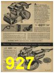 1962 Sears Spring Summer Catalog, Page 927