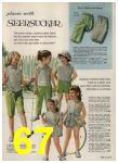 1962 Sears Spring Summer Catalog, Page 67