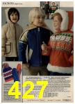 1979 Sears Fall Winter Catalog, Page 427