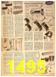 1958 Sears Fall Winter Catalog, Page 1495