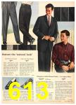 1958 Sears Fall Winter Catalog, Page 613