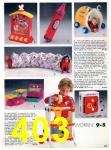 1992 Sears Christmas Book, Page 403