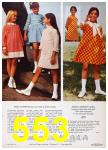 1967 Sears Spring Summer Catalog, Page 553