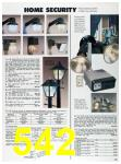 1989 Sears Home Annual Catalog, Page 542