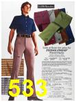 1973 Sears Spring Summer Catalog, Page 533