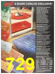 1987 Sears Fall Winter Catalog, Page 729