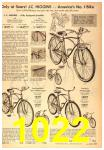 1958 Sears Spring Summer Catalog, Page 1022