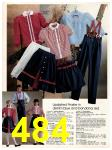 1983 Sears Fall Winter Catalog, Page 484