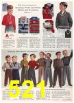 1960 Sears Fall Winter Catalog, Page 521