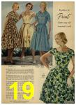1959 Sears Spring Summer Catalog, Page 19
