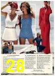 1977 Sears Spring Summer Catalog, Page 28