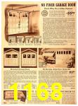 1940 Sears Fall Winter Catalog, Page 1168