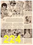 1954 Sears Christmas Book, Page 224