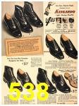 1940 Sears Fall Winter Catalog, Page 538