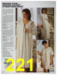1991 Sears Fall Winter Catalog, Page 221