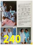 1985 Sears Spring Summer Catalog, Page 240
