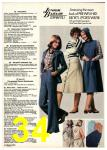 1976 Sears Fall Winter Catalog, Page 34