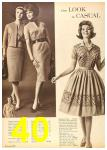 1962 Sears Fall Winter Catalog, Page 40