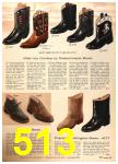 1960 Sears Fall Winter Catalog, Page 513