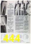 1967 Sears Spring Summer Catalog, Page 444
