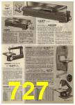 1968 Sears Fall Winter Catalog, Page 727