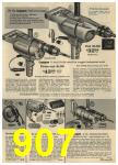 1961 Sears Spring Summer Catalog, Page 907