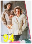 1985 Sears Fall Winter Catalog, Page 94
