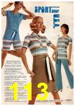 1972 Montgomery Ward Spring Summer Catalog, Page 113