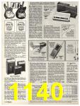 1981 Sears Spring Summer Catalog, Page 1140
