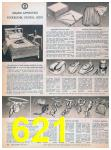 1957 Sears Spring Summer Catalog, Page 621