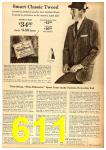 1958 Sears Fall Winter Catalog, Page 611