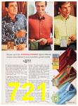 1967 Sears Fall Winter Catalog, Page 721
