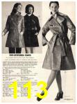 1973 Sears Fall Winter Catalog, Page 113