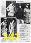 1967 Sears Spring Summer Catalog, Page 147