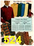 1966 Montgomery Ward Fall Winter Catalog, Page 524