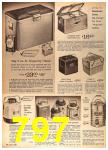 1964 Sears Spring Summer Catalog, Page 797